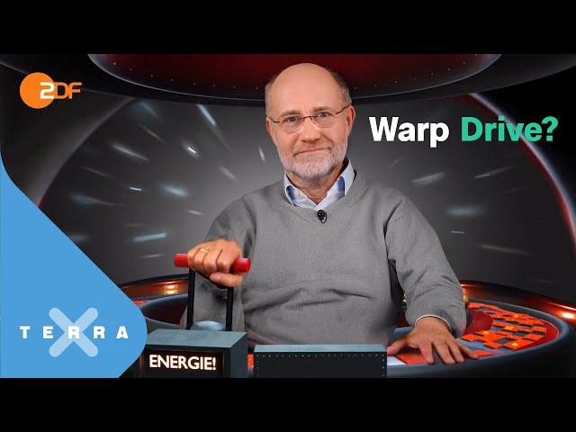 Mit Warp-Antrieb durchs All – bald Realität?   Harald Lesch
