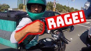 Schön RAGEN in ABU DHABI! | MotoVlog