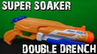 """SUPER SOAKER DOUBLE DRENCH"" -Vorstellung"