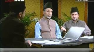 The Difference between the Ahmadiyya Jamaat and the Ahl-e-Sunnah-persented by khalid Qadiani.flv