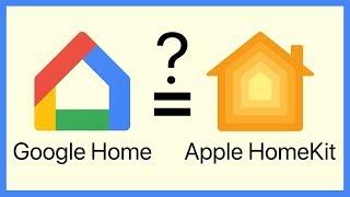 Google Home приложение аналог HomeKit? Умный дом от Гугл обзор на примере Xiaomi Yeelight TP-Link