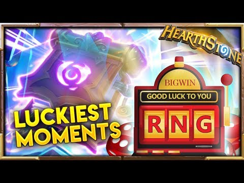 Thumbnail: THE LUCKIEST Hearthstone Moments ep. 2