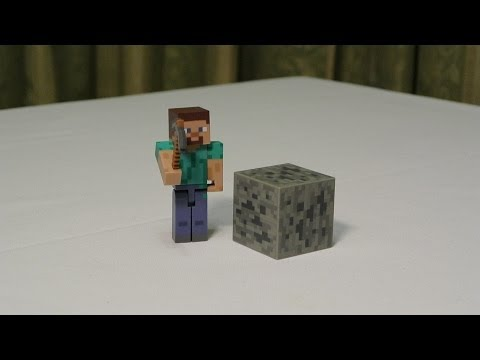 Minecraft Action Figure Steve - My Review