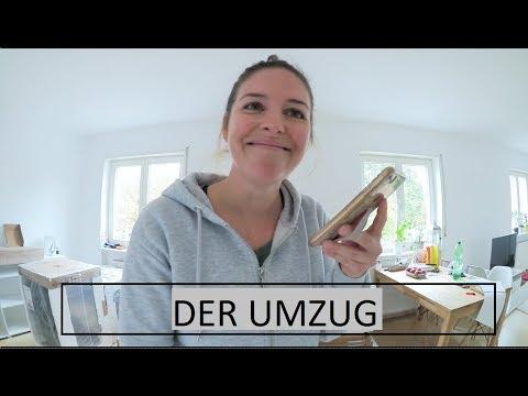 NEUE WOHNUNG - ENDLICH AUSZIEHEN !!! - UmzugsVlog Part II