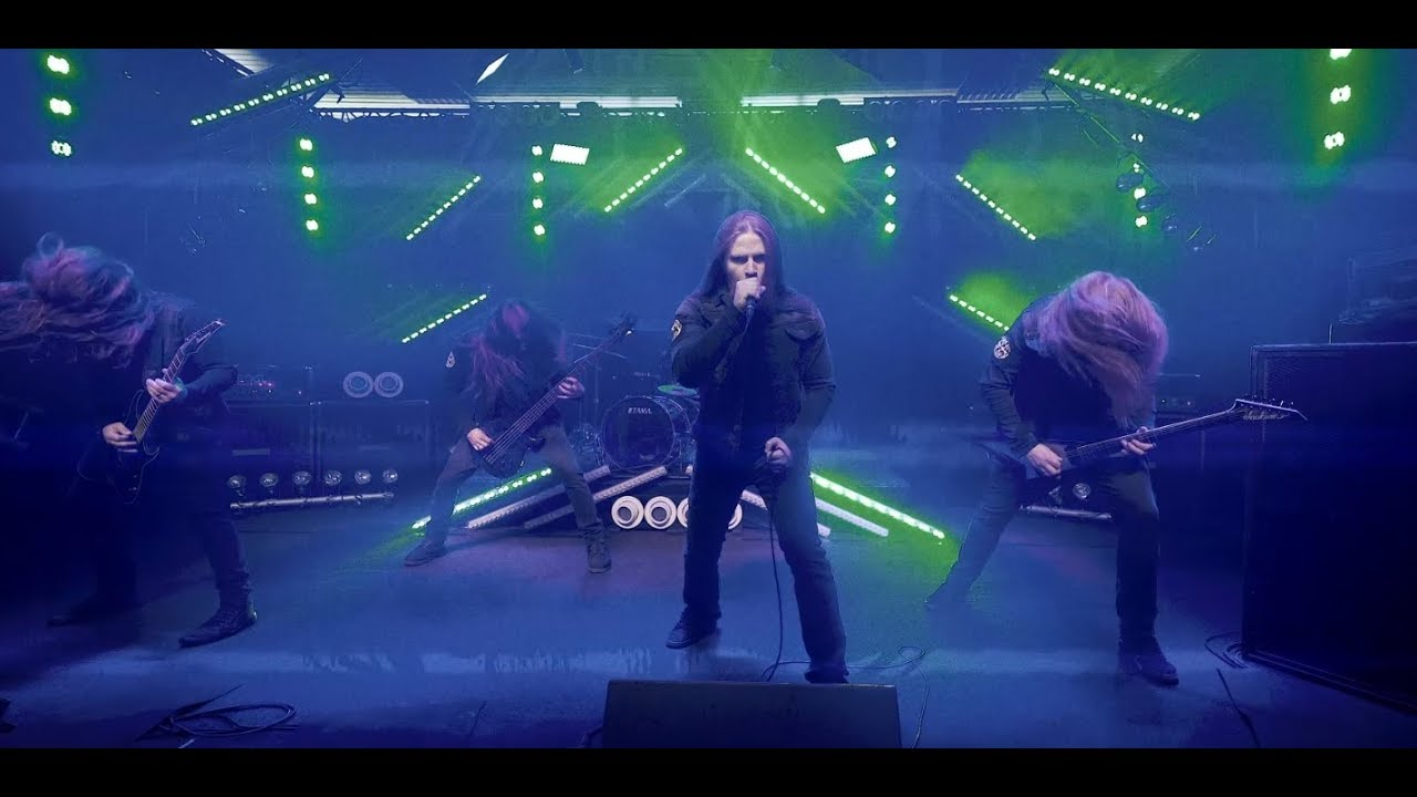 DAWN OF DISEASE — Procession Of Ghosts (Official Video) | Napalm Records