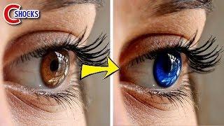 【衝撃】日本人が『青い目』に最短でなれる方法!
