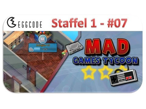 Mad Games Tycoon ★ S1#07 Publisher ade ★ [Let's Play][Deutsch German Gameplay][HD+] |