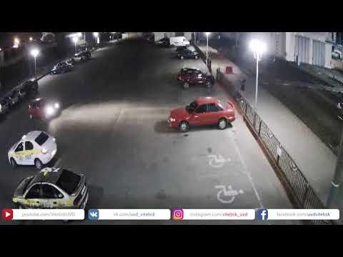Оршанец украл велосипед, чтобы доехать домой