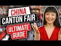 HOW TO GET SUPPLIERS' ATTENTION? || YOUR ULTIMATE CANTON FAIR GUIDE