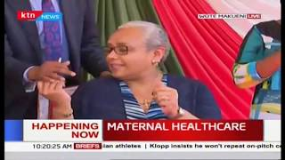 H.E Margaret Kenyatta launches Makueni County Mother and Child Hospital