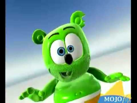 The Gummy Bear Song Sped Up X2!