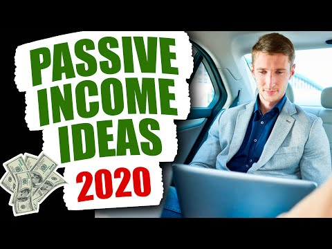 REAL Passive Income in 2020 - Start With Little or No Money