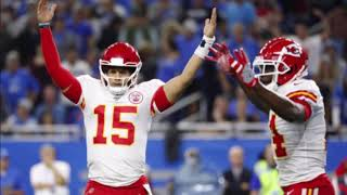 Kansas City Chiefs exposed against the lions