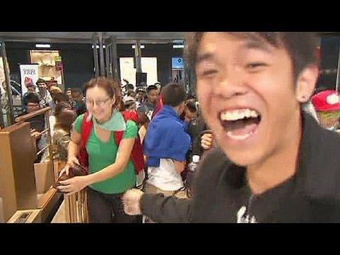 Australia Boxing Day Sales - No Comment