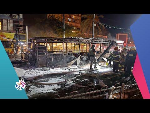 مشاهد مباشرة من تل أبيب .. حالة رعب في الشوارع والقبة الحديدية تعجز أمام صواريخ المقاومة│ تغطية خاصة