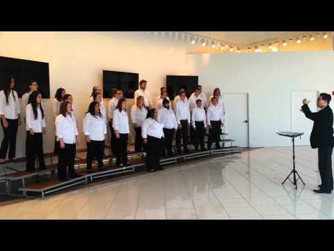 Wayland Baptist University International Choir