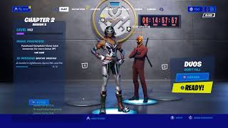 Fortnite With My Drunk Brother