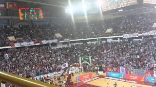 Vira - FinalFour Final maçı Trabzonspor - JSF Nanterre