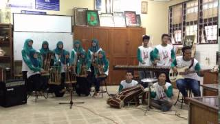 Sahabat Angklung(Instrument Angklung)_The Happy Song #TheCommentCover Download