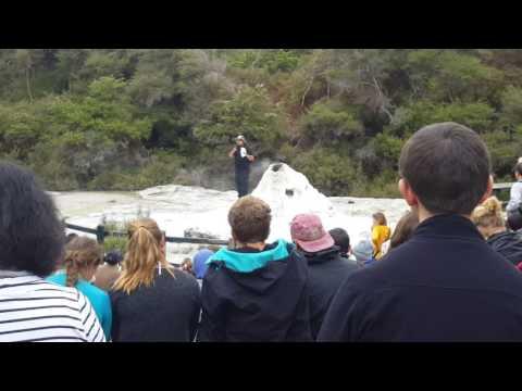 Waiotapu - Thermal Wonderland - Rotorua - New Zealand - Full Video