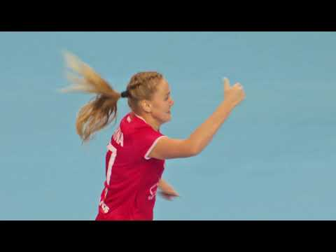 Обзор квалификационного матча ЧЕ-2018 между женскими сборными России и Португалии