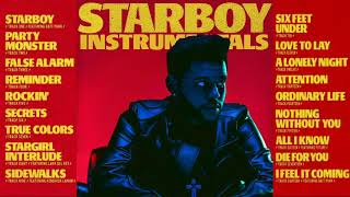 The Weeknd - True Colors (Official Instrumental)