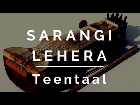 Sarangi lehra in madhya teental