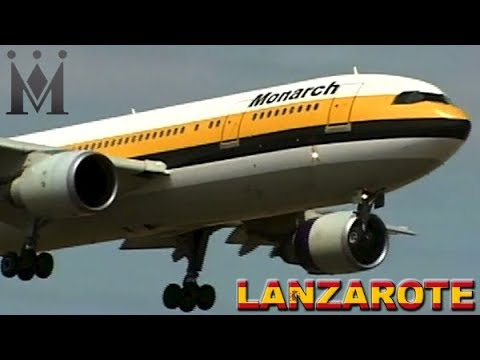 MONARCH Memories from Lanzarote (2004)