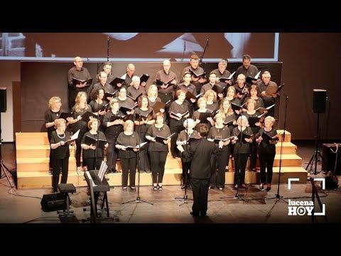 VÍDEO: Algunos fragmentos del concierto ofrecido por la Coral Lucentina este fin de semana.