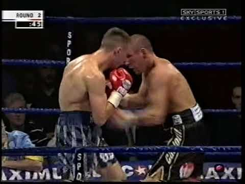 Ruben Groenewald vs Anthony Farnell 2