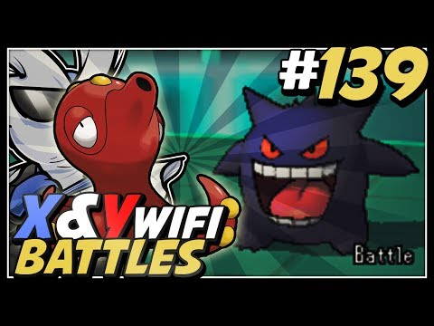 Pokemon X and Y Wifi Battle #139 Live Vs David - Octillery Is Banned, Pay The Price!