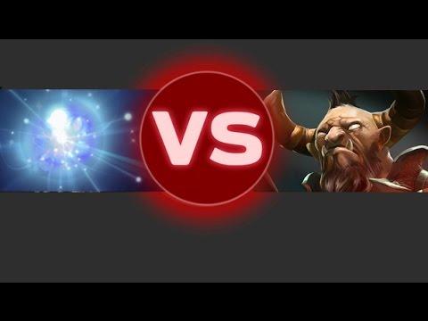 видео: io vs centaur warrunner [Битва героев mid only] dota 2