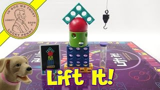 Lift It Board Game, Stack & Balance With Butch!