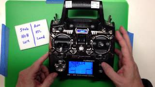 er9x: Setting Ardupilot 6-Position Switc...