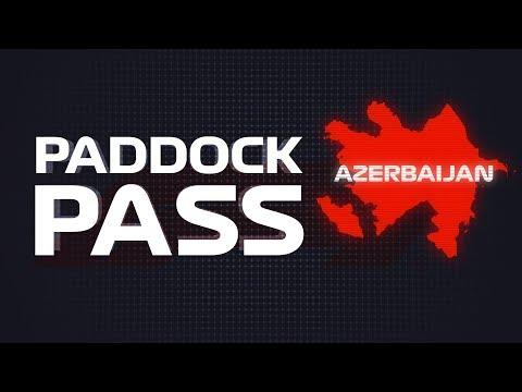 F1 Paddock Pass: Post-Race in Azerbaijan