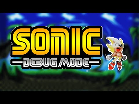 How To Get Debug Mode And Super Sonic In Sonic 1 Mobile!