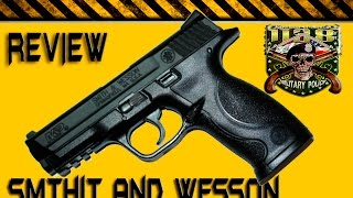 PISTOLA SMITH AND WESSON M&P 40 ( UMAREX AIR SOFT)
