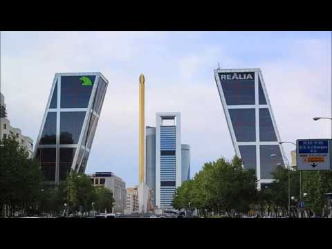 Places to see in ( Madrid - Spain ) Paseo de la Castellana