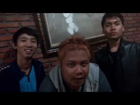 "The Arjuns - Greeting For Rocker Kasarunk New Release Single ""Cintamu Membuatku Sakit Hati"""