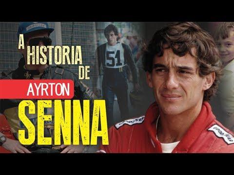 Conheça a incrível HISTÓRIA de AYRTON SENNA