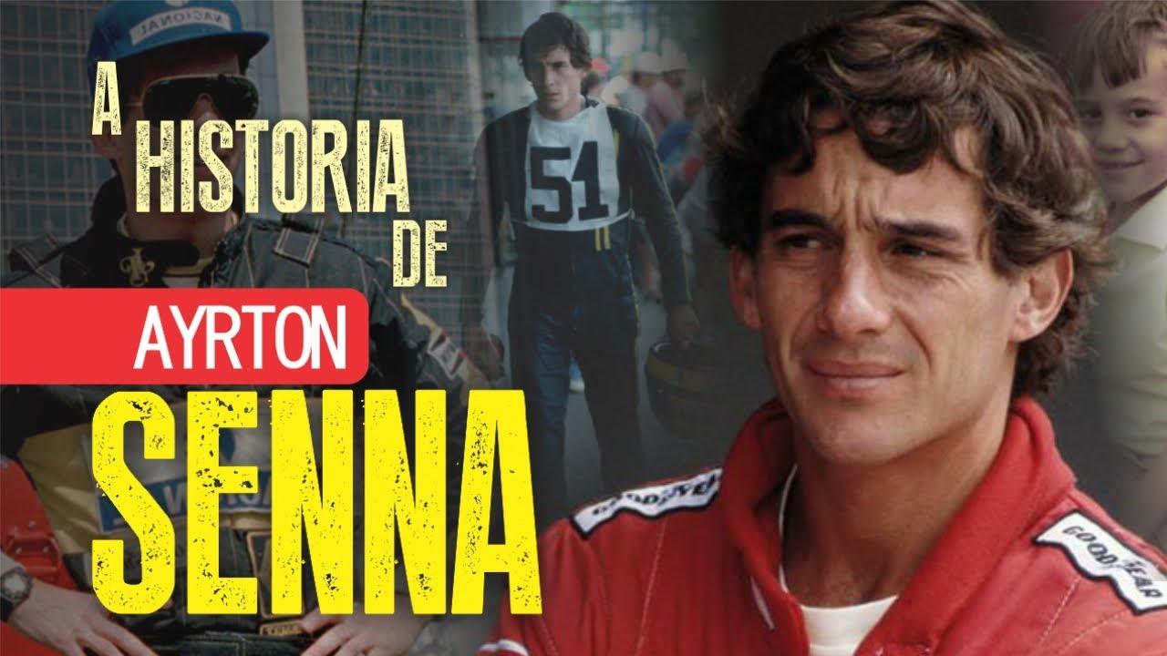 Resultado de imagem para Ayrton Senna Brasileiro,o herói, o campeão! Legendado em português