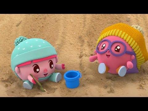 Малышарики - Модница- серия 118- обучающие мультфильмы для малышей 0-4 - Познавательные и прикольные видеоролики
