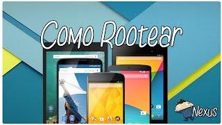 Como Rootear Nexus 4 (Tambien Nexus 5,6,7,9 y 10)