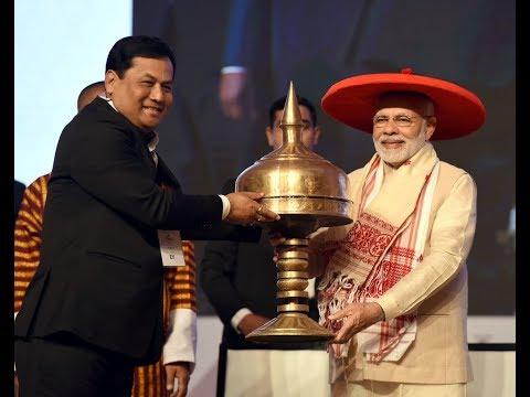 PM Shri Narendra Modi to inaugurate Global Investors' Summit in Guwahati, Assam
