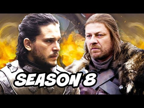 Game Of Thrones Season 8 Explained By George RR Martin