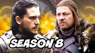 Game Of Thrones Season 8 Finale Interview Breakdown - George RR Martin