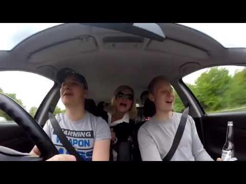 MAB Conference Car Pool Karaoke - Livin' On A Prayer
