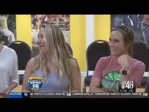 CBS46 Surprise Squad surprises fitness group who saved their trainer