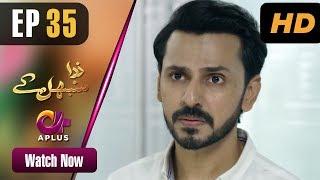 Zara Sambhal Kay - Episode 35 | Aplus | Bilal Qureshi, Danial, Shehzeen, Michelle | Pakistani Drama