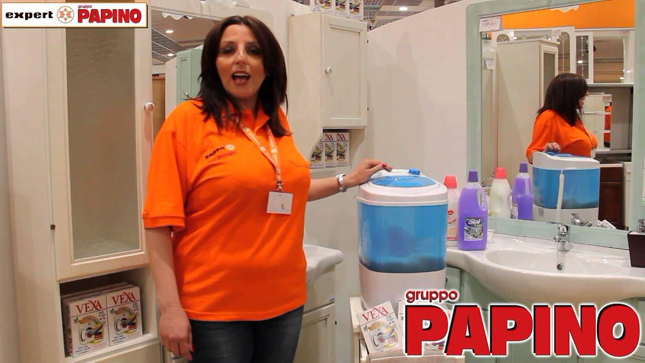 Lavatrice da campeggio mediaworld tovaglioli di carta for Mini lavatrice